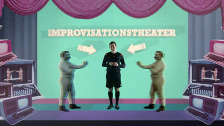 Zürich Impro – Festival 2015 Trailer